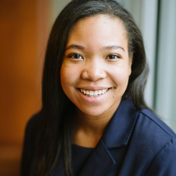 Zaria Noble Receives Ralph Bunche Scholars Award