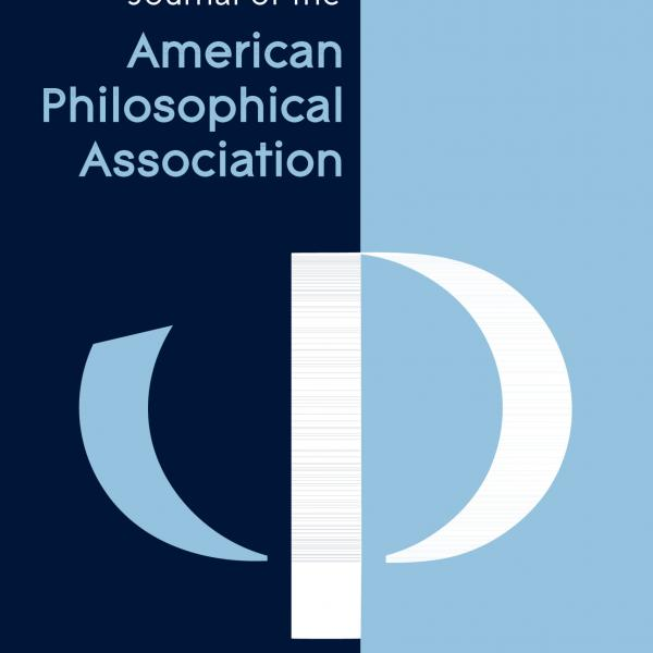 John Heil, editor of theJournal of the American Philosophical Association, wins 2017 Prose Award