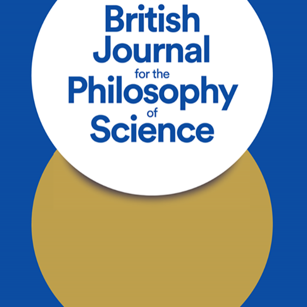 Joseph McCaffrey and David Danks' paper has been accepted for publication