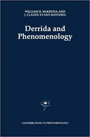 Derrida and Phenomenology