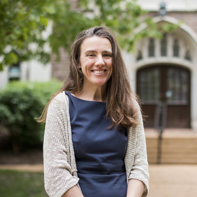 Headshot of Anya Plutynski