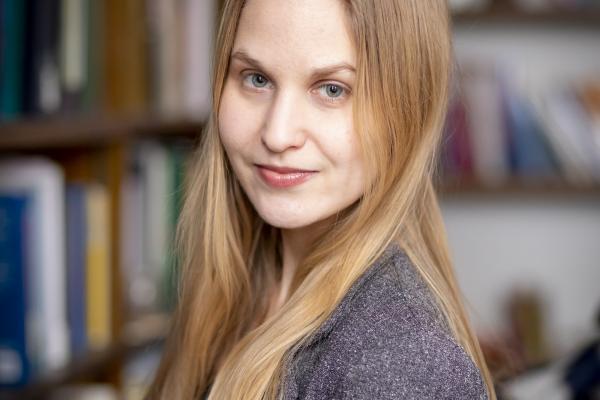 Photo of Zoe Jenkin